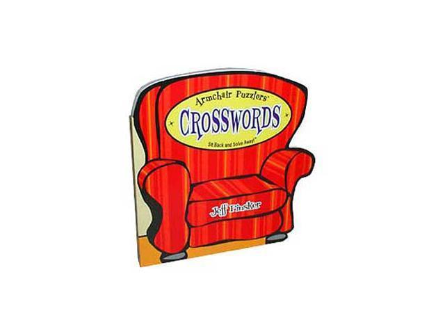 Armchair Puzzlers Book - Crosswords