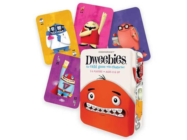 Dweebies Card Game