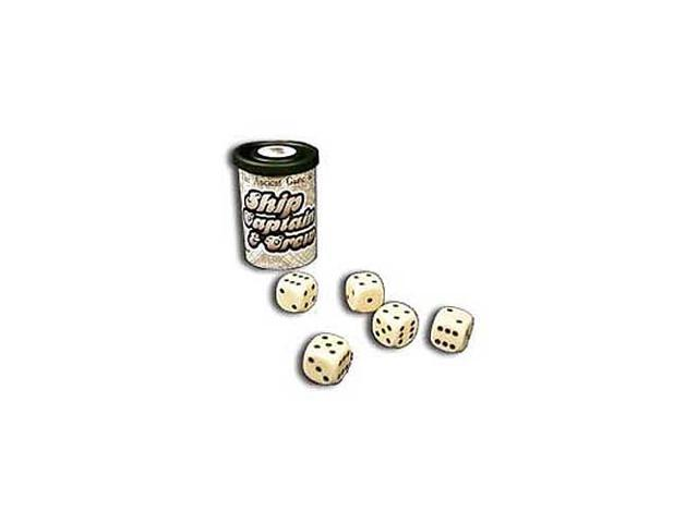 Ship, Captain & Crew Dice Game