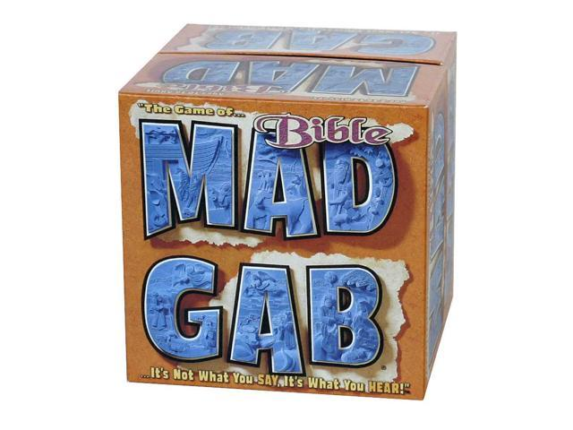 Mad Gab Game: Bible Edition
