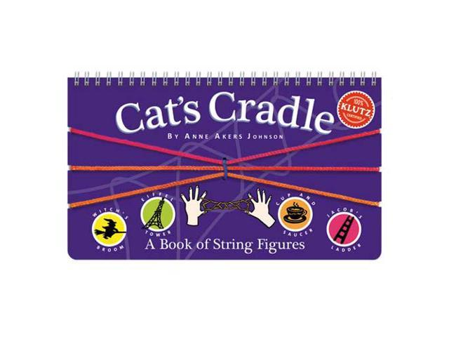 Cat's Cradle - A Book of String Figures