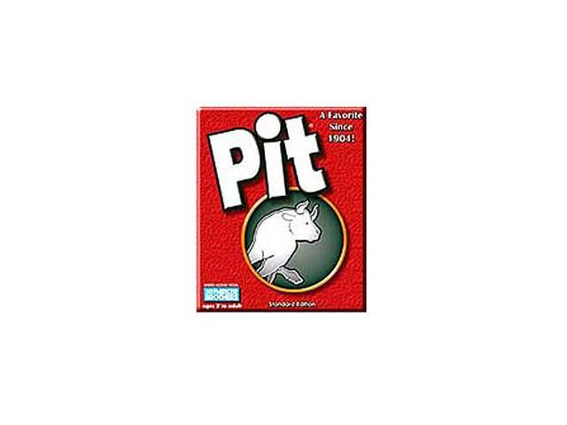 Pit Card Game by Winning Moves