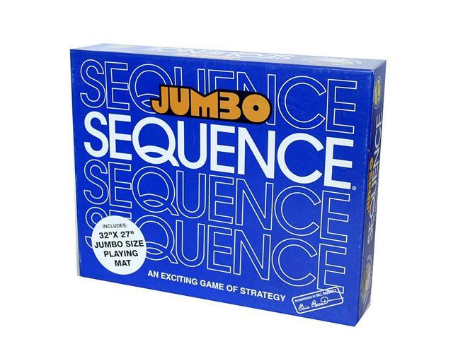 Jumbo Sequence Game