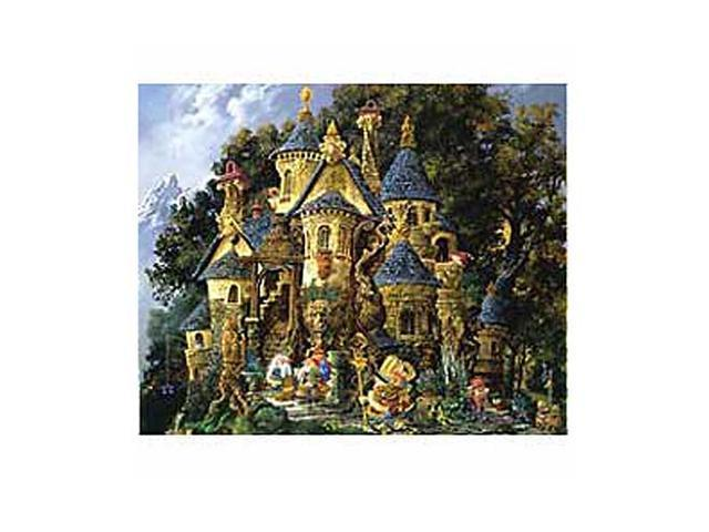 College of Magical Knowledge Jigsaw Puzzle: 1500 Pcs
