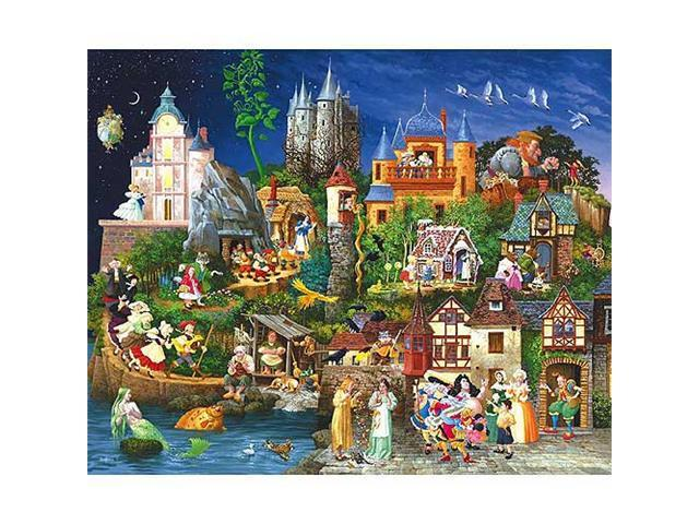 Fairy Tales Jigsaw Puzzle: 1500 Pcs
