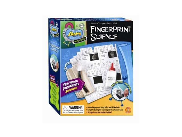 Slinky Science Kit - Fingerprint Kit