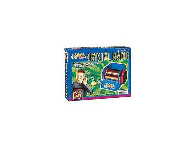 Slinky Science Kit - Crystal Radio