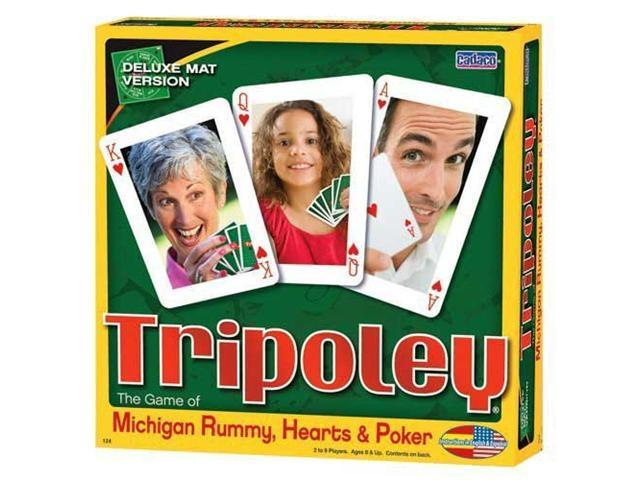 Tripoley 2004 Deluxe Edition Board Game by Cadaco