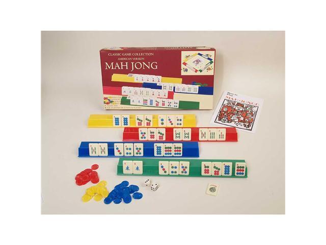 Mah Jongg - Plastic Game Set