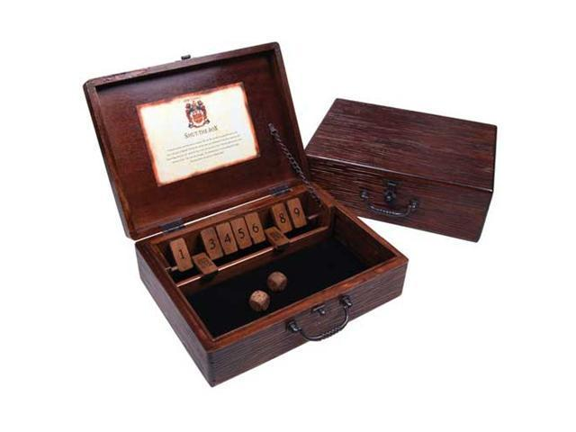 Shut-The-Box Signature Edition