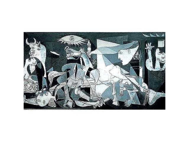 Guernica - Pablo Picasso Jigsaw Puzzle: 3000 Pcs