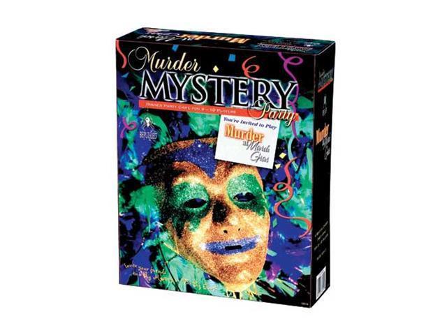 Murder at Mardi Gras Murder Mystery Party