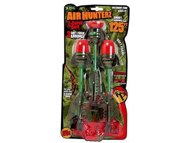 Z-Curve Bow - Air Hunter Refill Pack