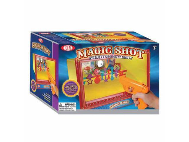 Magic Shot Shooting Gallery