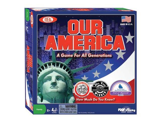 Our America Board Game