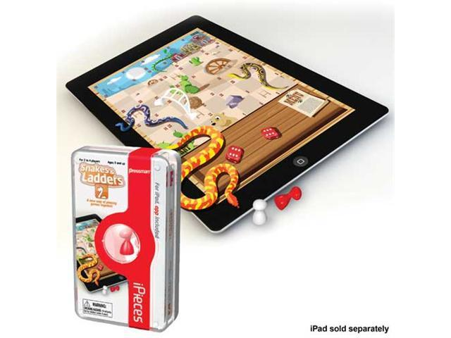 iPieces - Snakes & Ladders