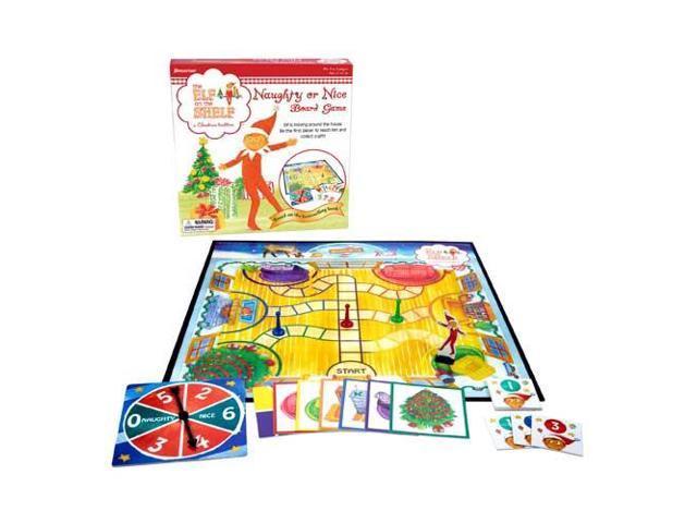 The Elf on the Shelf - Naughty or Nice Board Game