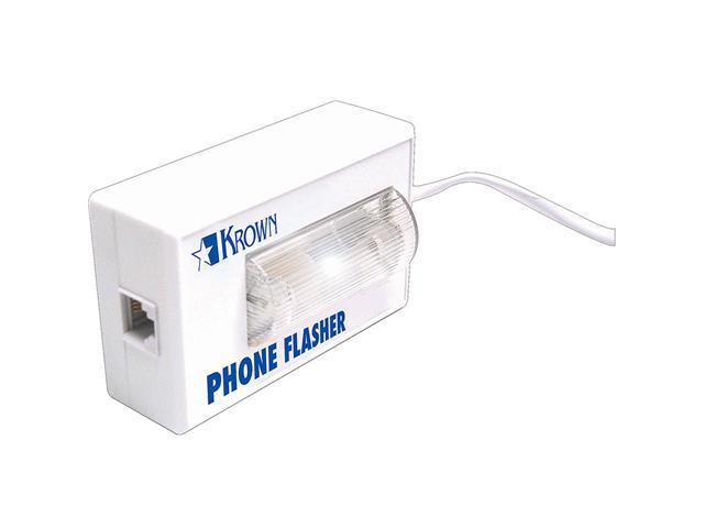 In-line Telephone Flashing Alert Light