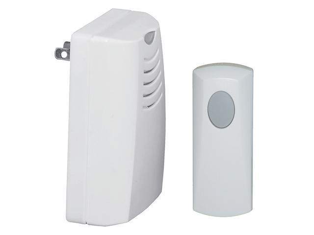 Honeywell RCWL105A1003/N Plug-In Wireless Chime and Push Button