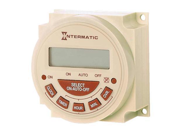 Intermatic PB313E 110V 24 Hour Electronic Timer