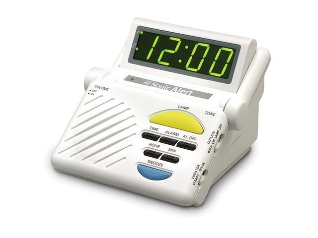 Sonic Alert SB1000 Sonic Boom Alarm Clock