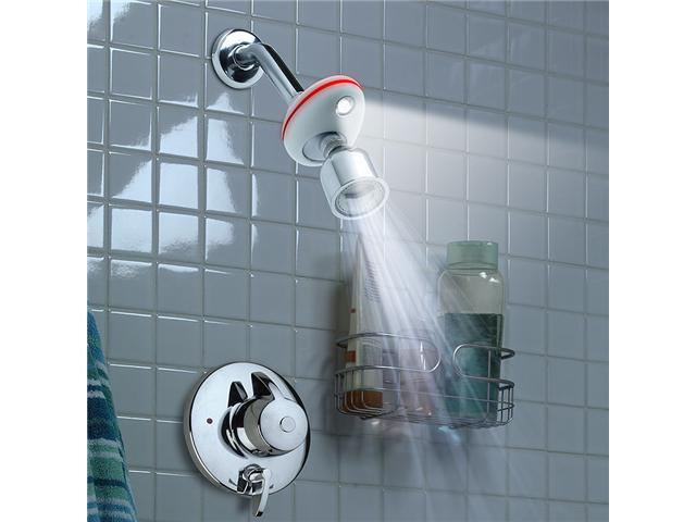 Sylvania LED EcoLight Water Powered Shower Light