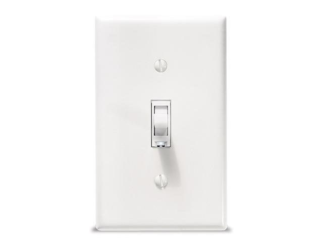 ToggleLinc Relay - INSTEON Remote Control On/Off Switch (Non-Dimming), White