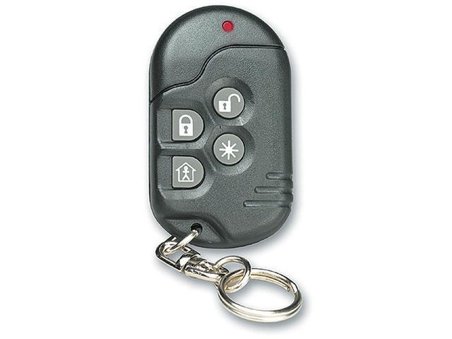 Visonic MCT-234 4-Button Keyfob Remote MCT-234 315MHz