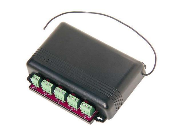 4 Channel RF Receiver