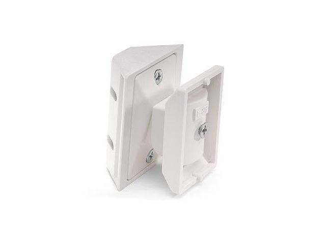 Visonic BR-2 Swivel Corner-mount Bracket for PIRs