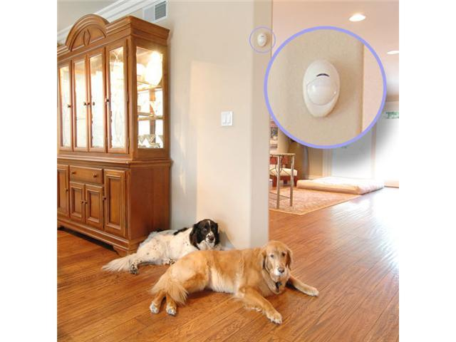 Visonic K985MCWP 85 lb Pet Immune Digital Motion Detector