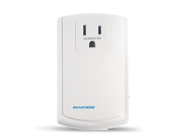 Boosterlinc Plug-In PLC Signal Booster (White)