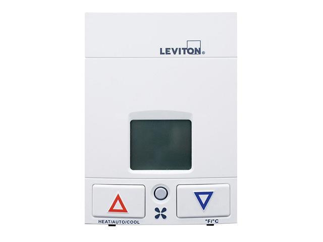Leviton WS0TH-S00 LevNet RF Thermostat