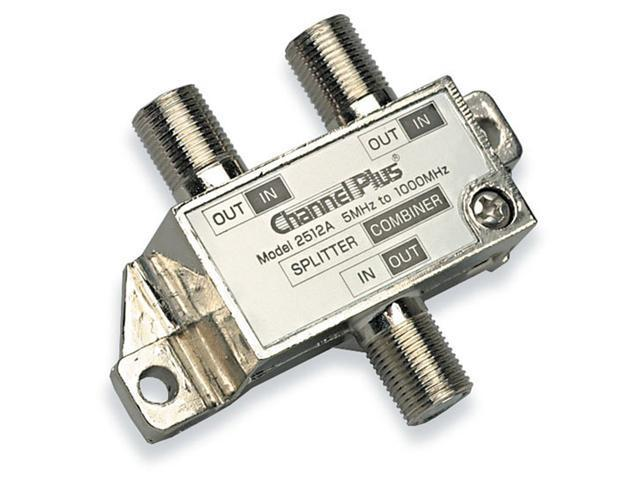 Channel Plus 2512 2-Way Splitter/Combiner