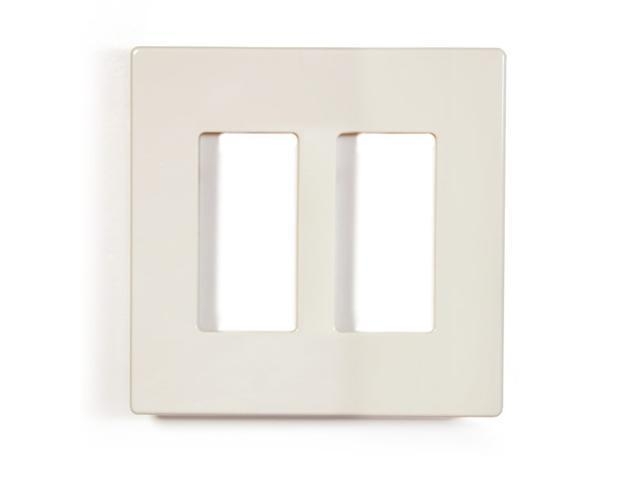 Aspire 9522DS 2-Gang Wall Plate - Desert Sand