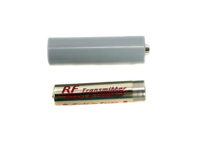 Extra RF Transmitter for the IR to RF to IR Remote Control Range Extender Kit, 4