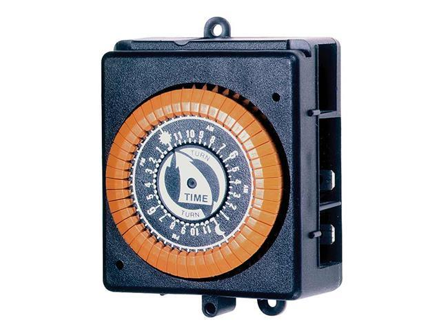 Intermatic PB914N66 SPST 24HR Mechanical Timer