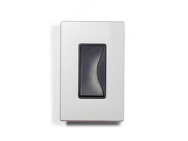 Cooper Wiring 9503SG 3-Way Switch - Silver Granite