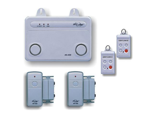Skylink Technologies, Inc. SC-10 Total Protection Wireless Alarm System - Basic