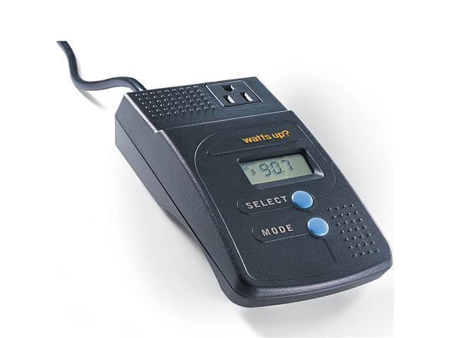 Ac Power Sensor : Watts up ac power meter newegg