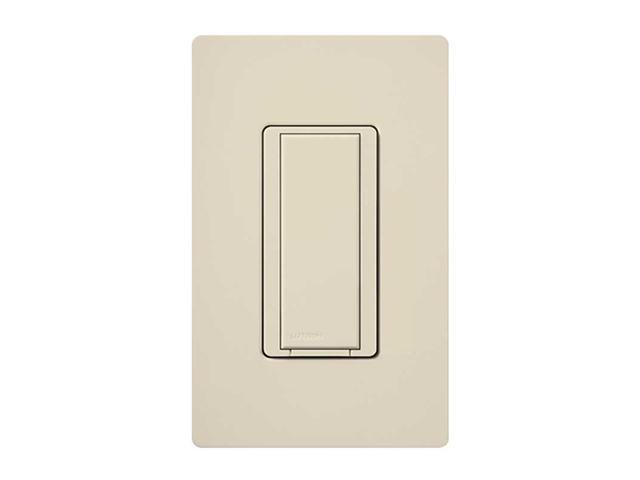 Lutron MA-AS-LA Maestro Companion Switch, Light Almond