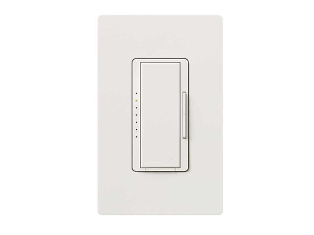 Wireless Lighting Dimmer, Lutron, MRF2-10D-120-WH