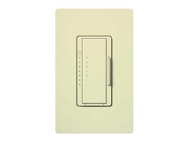 Lutron MA-T530G-AL Maestro Countdown eco-timer Switch, Almond