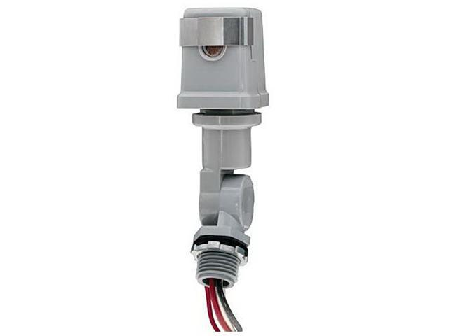 Intermatic K4221C Stem and Swivel Mount Thermal Type Photo Control