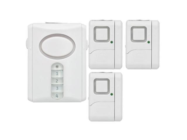 GE 51107 Wireless Door and Window Alarm System