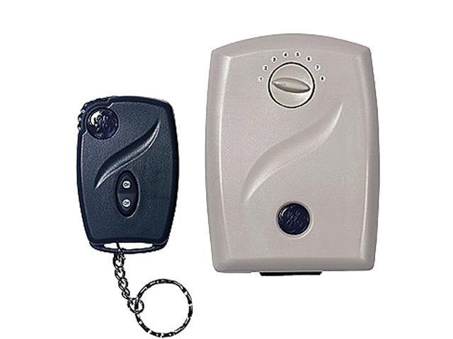 GE 51135 Smart Remote Plus Wireless RF Lamp / Appliance Receiver with Keychain R