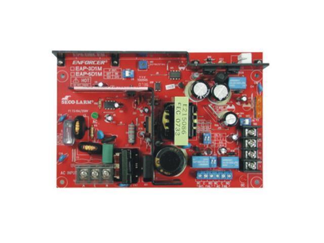 SECO-LARM EAP-5D1MQ Enforcer Access Control 12/24V DC Power Supply