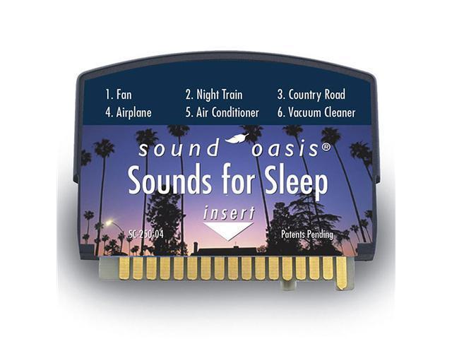 Sound Oasis SC-250-04 Sounds For Sleep Sound Card