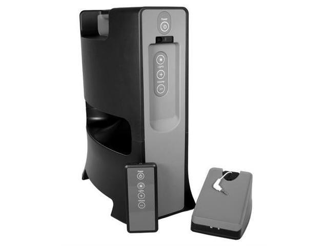 Audio Unlimited SPK-24GX Digital Wireless 2.4GHz Indoor/Outdoor Stereo Speaker