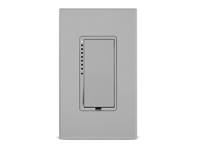 SwitchLinc Dimmer - INSTEON Remote Control Dimmer (Dual-Band), Gray